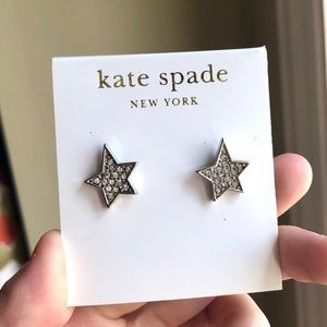 Kate Spade Star Stud Earrings